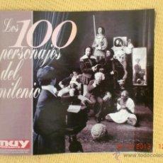 Collectionnisme de Magazine Muy Interesante: LOS 100 PERSONAJES DEL MILENIO - MUY INTERESANTE. Lote 39373356