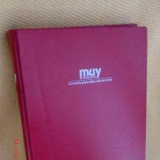 Coleccionismo de Revista Muy Interesante: REVISTA MUY INTERESANTE,AÑO 1983, COMPLETO,ENCUADERNADO. Lote 40016573