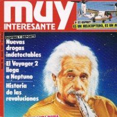 Coleccionismo de Revista Muy Interesante: REVISTA MUY INTERESANTE NUMERO 98 ABRIL 1989. Lote 40033674