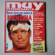 """Coleccionismo de Revista Muy Interesante: REVISTA """"MUY INTERESANTE"""" Nº 181 (JUNIO 1996). Lote 41316414"""