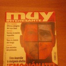 Coleccionismo de Revista Muy Interesante: REVISTA MUY INTERESANTENº 187- DICIEMBRE 1996. Lote 41987668