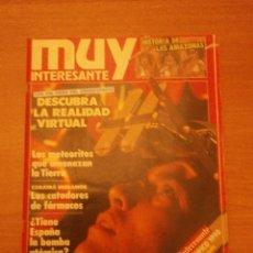 Coleccionismo de Revista Muy Interesante: REVISTA MUY INTERESANTE -Nº 115- DICIEMBRE 1990- . Lote 41987720