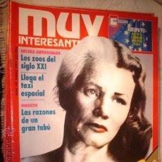 Coleccionismo de Revista Muy Interesante: REVISTA - MUY INTERESANTE: ¿JOVENES PARA SIEMPRE?, Nº 140 ENERO DE 1993.. Lote 12612974