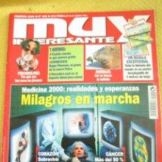 Coleccionismo de Revista Muy Interesante: REVISTA MUY INTERESANTE Nº 225 - AÑO 2000 . Lote 42847786