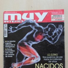 Coleccionismo de Revista Muy Interesante: REVISTA MUY INTERESANTE Nº 345 - FEBRERO 2010. Lote 43025699