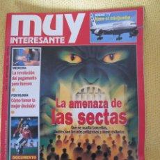 Coleccionismo de Revista Muy Interesante: MUY INTERESANTE 172 - SEPTIEMBRE 1995. Lote 43517658