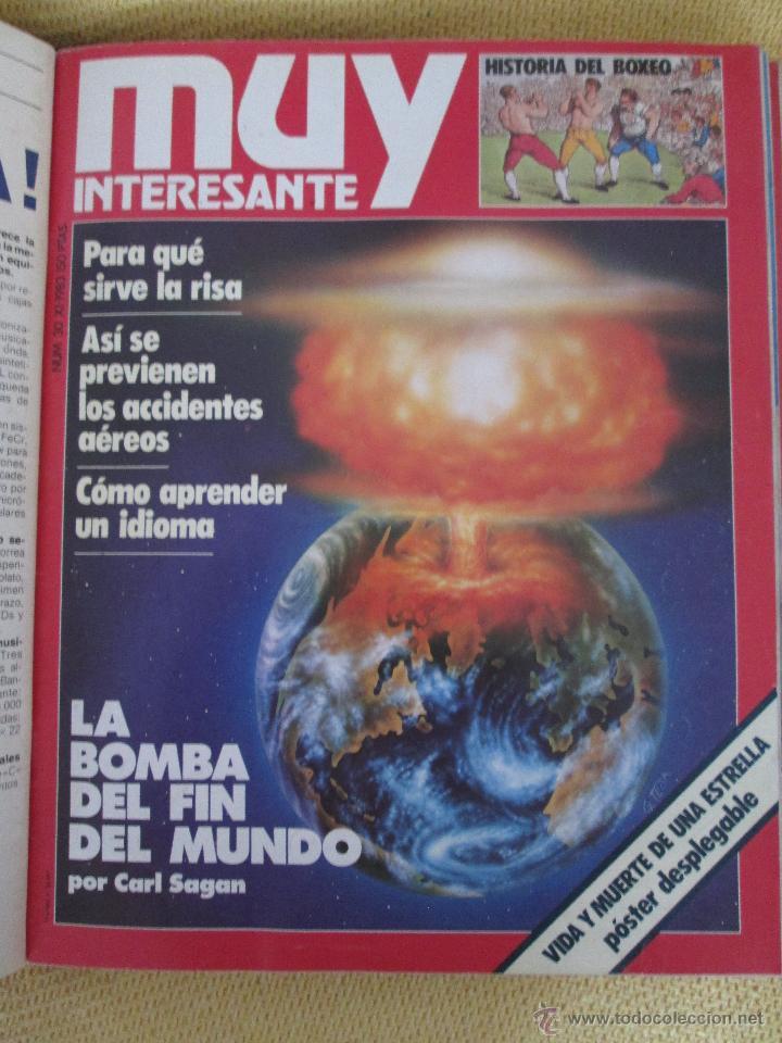 MUY INTERESANTE 30 - NOVIEMBRE 1983 (Coleccionismo - Revistas y Periódicos Modernos (a partir de 1.940) - Revista Muy Interesante)