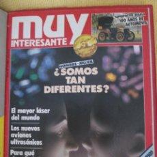 Coleccionismo de Revista Muy Interesante: MUY INTERESANTE 36 - MAYO 1984. Lote 43534374