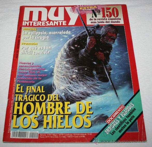 REVISTA MUY INTERESANTE EXTRA Nº 150 (Coleccionismo - Revistas y Periódicos Modernos (a partir de 1.940) - Revista Muy Interesante)