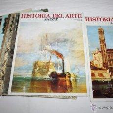 Coleccionismo de Revista Muy Interesante: LOTE DE 10 FASCICULOS - HISTORIA DEL ARTE SALVAT Nº 2 3 143 144 145 146 147 148 149 Y 150. Lote 43781333