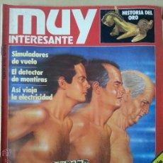 Coleccionismo de Revista Muy Interesante: REVISTA MUY INTERESANTE Nº 29 OCTUBRE 1983. Lote 44076654