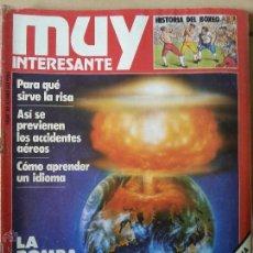 Coleccionismo de Revista Muy Interesante: REVISTA MUY INTERESANTE Nº 30 NOVIEMBRE 1983. Lote 44076676