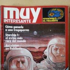 Coleccionismo de Revista Muy Interesante: REVISTA MUY INTERESANTE Nº 64 OCTUBRE 1986. Lote 44076752