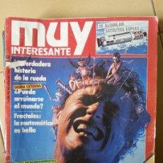 Coleccionismo de Revista Muy Interesante: REVISTA MUY INTERESANTE Nº 78 NOVIEMBRE 1987. Lote 44076844