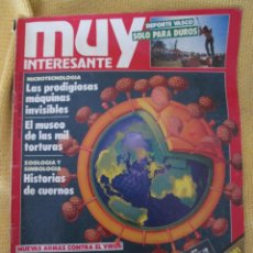 Coleccionismo de Revista Muy Interesante: MUY INTERESANTE 116 - ENERO 1991. Lote 44141571