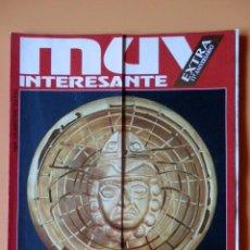 Collectionnisme de Magazine Muy Interesante: MUY INTERESANTE. Nº 132 EXTRA 11º ANIVERSARIO (EL TESORO ESTÁ DENTRO) - DIVERSOS AUTORES. Lote 44864696