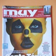 Collectionnisme de Magazine Muy Interesante: MUY INTERESANTE. Nº 376 (GENTE TÓXICA) - DIVERSOS AUTORES. Lote 44864698