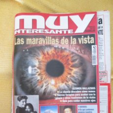 Coleccionismo de Revista Muy Interesante: MUY INTERESANTE 211 - DICIEMBRE 1998. Lote 44918958