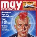 Coleccionismo de Revista Muy Interesante: REVISTA MUY INTERESANTE - Nº 59 - ABRIL 1986 - SE PUEDE SER SANTO HOY. Lote 160578605