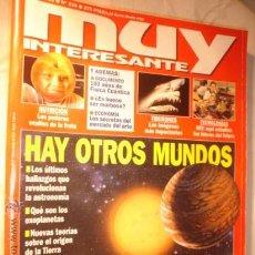 Coleccionismo de Revista Muy Interesante: REVISTA - MUY INTERESANTE, HAY OTROS MUNDOS, Nº 230 JULIO DE 2000.. Lote 12612909