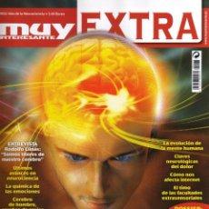 Coleccionismo de Revista Muy Interesante: MUY INTERESANTE EXTRA N. 23 - LOS PODERES EXTRAORDINARIOS DEL CEREBRO (NUEVA). Lote 45664723