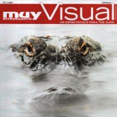 Coleccionismo de Revista Muy Interesante: MUY INTERESANTE VISUAL N. 1 - LAS MEJORES IMAGENES DE MUY INTERESANTE (NUEVA). Lote 206865865