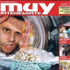 Coleccionismo de Revista Muy Interesante: REVISTA MUY INTERESANTE - JUNIO 2009 - Nº 337 - LAVADO CEREBRO - MORISCOS - GRIPE PORCINA - CABALLOS. Lote 45909558