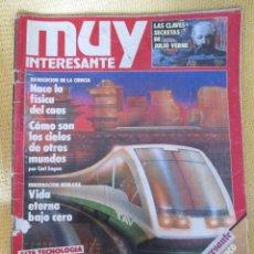Coleccionismo de Revista Muy Interesante: MUY INTERESANTE 91 - DICIEMBRE 1988. Lote 46064167