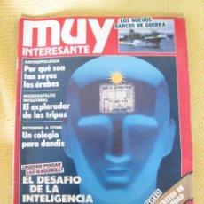 Coleccionismo de Revista Muy Interesante: MUY INTERESANTE 114 - NOVIEMBRE 1990. Lote 46064371