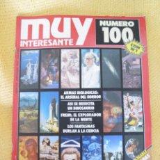 Coleccionismo de Revista Muy Interesante: MUY INTERESANTE 100 - SEPTIEMBRE 1989. Lote 46064417