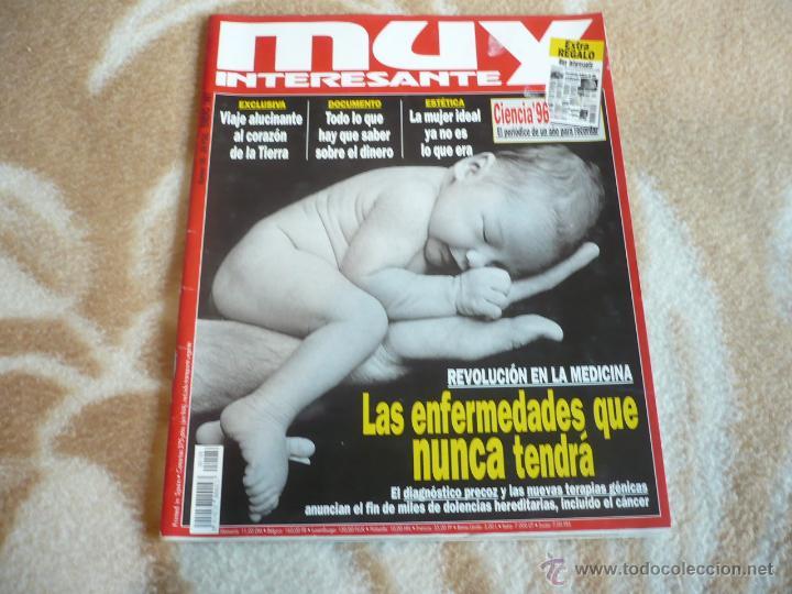 MUY INTERESANTE Nº 188 ¡BUEN ESTADO! ENERO 1997 (Coleccionismo - Revistas y Periódicos Modernos (a partir de 1.940) - Revista Muy Interesante)