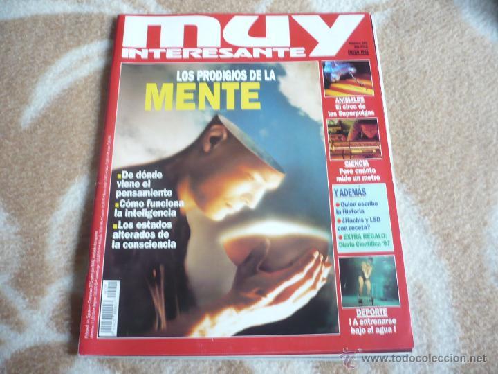 MUY INTERESANTE Nº 200 ¡BUEN ESTADO! ENERO 1998 (Coleccionismo - Revistas y Periódicos Modernos (a partir de 1.940) - Revista Muy Interesante)