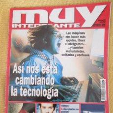 Coleccionismo de Revista Muy Interesante: MUY INTERESANTE 208 - SEPTIEMBRE 1998. Lote 46210544