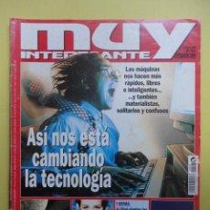 Coleccionismo de Revista Muy Interesante: MUY INTERESANTE Nº 208.. Lote 46787867