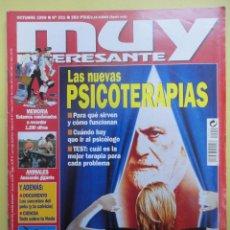 Coleccionismo de Revista Muy Interesante: MUY INTERESANTE Nº 221.. Lote 46787917
