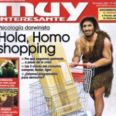 Collectionnisme de Magazine Muy Interesante: REVISTA MUY INTERESANTE - Nº 342 - NOVIEMBRE 2009 - ILUSIONES OPTICAS - BIOMEDICINA - HOMO SHOPPING. Lote 46810975