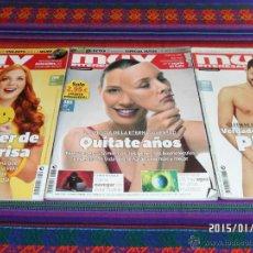 Coleccionismo de Revista Muy Interesante: MUY INTERESANTE 35 210 CATÁLOGO SAAB 95, 267, 269, 366, 369, 383, 385, 386 Y 01. REGALO 421.. Lote 47428726