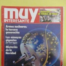 Coleccionismo de Revista Muy Interesante: MUY INTERESANTE Nº 79.. Lote 47702200