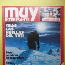 Colecionismo da Revista Muy Interesante: MUY INTERESANTE Nº 57.. Lote 47721459