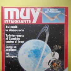 Colecionismo da Revista Muy Interesante: MUY INTERESANTE Nº 58.. Lote 47721482