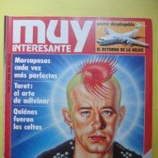 Coleccionismo de Revista Muy Interesante: MUY INTERESANTE Nº 59.. Lote 47738330