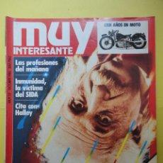 Coleccionismo de Revista Muy Interesante: MUY INTERESANTE Nº 53. Lote 47738530