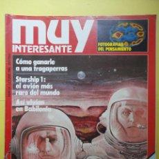 Colecionismo da Revista Muy Interesante: MUY INTERESANTE Nº 65. Lote 47738577