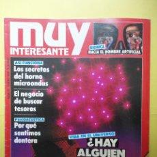 Colecionismo da Revista Muy Interesante: MUY INTERESANTE Nº 92. Lote 47738698