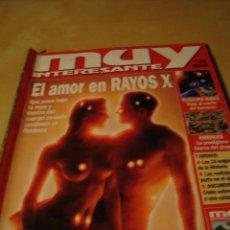 Coleccionismo de Revista Muy Interesante: REVISTA MUY INTERESANTE 209 AGOSTO 1998. Lote 47902974