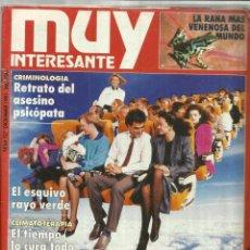 Coleccionismo de Revista Muy Interesante: MUY INTERESANTE. MADRID. 1991. Nº 127. Lote 47998478