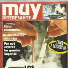 Coleccionismo de Revista Muy Interesante: MUY INTERESANTE. MADRID. 1987. Nº 77. Lote 47998563