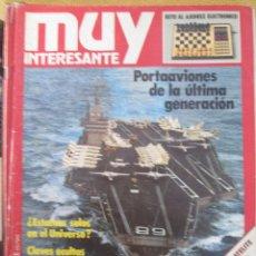 Coleccionismo de Revista Muy Interesante: MUY INTERESANTE 7 - DICIEMBRE 1980. Lote 48357334