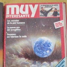 Coleccionismo de Revista Muy Interesante: MUY INTERESANTE 10 MARZO 1981. Lote 48357651