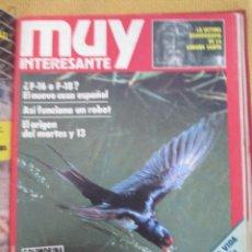 Coleccionismo de Revista Muy Interesante: MUY INTERESANTE 11 ABRIL 1981. Lote 48357668